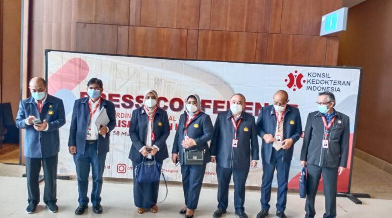 KKI Hadir Mengoptimalkan Pelayanan Kesehatan Indonesia