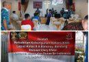 Lapas dan Rutan se Indonesia Doa bersama dalam KKR dari Lapas Banceuy
