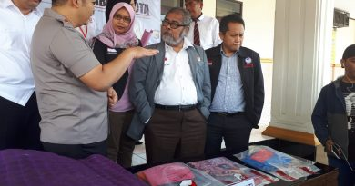 Kapolsek Setubui Anak Tersangka di Sulawesi Selatan